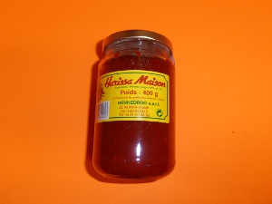 Harissa tradition 370 grs